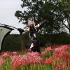 『虎山弐千本桜』の東秩父村で「彼岸花」を撮影!