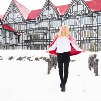 『グリーンプラザ軽井沢』で雪撮!